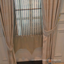 Luxurious ready made curtain/china curtain fabrics in italy