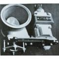 Válvula eléctrica de antena de radar caliente