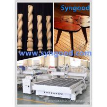 Big Woodworking prateleira de livros de madeira SG 2.0 * 3.0m cnc router máquina preço