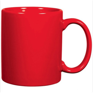 Ceramic Coffee Red Mug