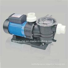 Piscina bomba de agua monofásica / bomba de piscina monofásica