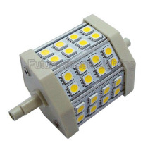SMD 5W 78mm LED R7s Bulb with 24PC 5050SMD
