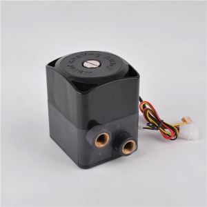 high lift brushless low noise water cooling pump