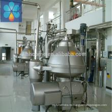 China Sonnenblumenöl Raffinationsmaschine