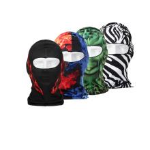 Customized Printed Plain Outdoor Dustproof Balaclava Hat Face Mask Cap Hat