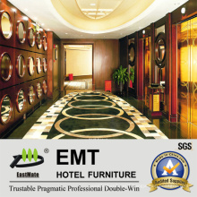 Star Hotel Public Area Wooden Wall Panels (EMT-F1210)
