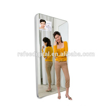 42in digital magic mirror advertising display touch screen lcd