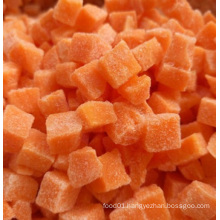 HEALTHY QUALITY IQF DICED CARROT