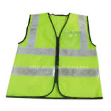 2016 New Design Fashion Reflective Safety Vest Clothes