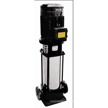 Multistage Pipeline Pump
