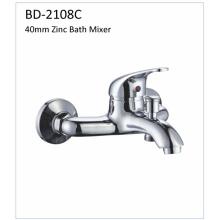 Bd2108c 40mm Zinc Single Lever Bath Faucet