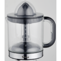 1.4L stor kapacitet Citrus Juicer med Transparent Jug & rostfritt stål dekoration