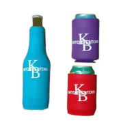 Wholesale Promotion Beer Free Insulated Neoprene Can Koozie