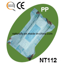 PP Tape Baby Diaper with Blue Core (NT112)