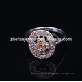 China fábrica de jóias por atacado moda antiga turquia moeda anel