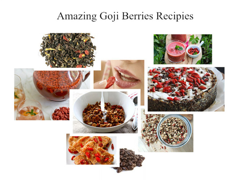 Organic Dried Goji Berry