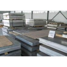 Placa de aleación de aluminio de la serie 6000 6061 6063 6082 6005