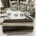 L'usine fournit le kit de réparation de moteur diesel d'excavatrice d'ISUZU