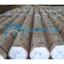 Cold Drawn St52.2 St35.8 DIN17175 Seamless Steel Pipe