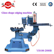 China Manufacturer Glass Shape Edging Machine