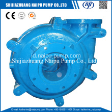 Pompa 200EM Slurry dengan Gland Packing Seal