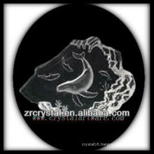 K9 Crystal Intaglio of Mold S050