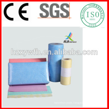 Spunlace Multi-Purpose Disposable Kitchen Nonwoven Cleaning Cloth