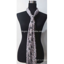 Высокое качество печати хлопок шарф