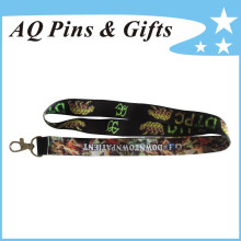 Custom Polyester Lanyards with Logo (Lanyard-108)