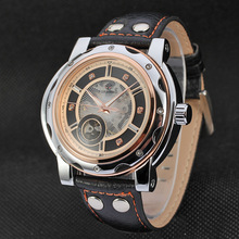 New Automatic sub-dial date Casual Mens watches