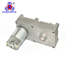 Factory supply High torque low speed DC geared motor