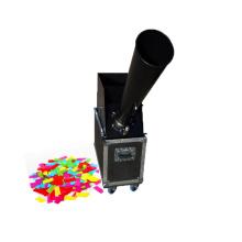 Hochzeit Party Stage Performance Feier Zeremonie komprimiert Co2 Gas Confetti Regenbogen-Effekt-Maschine
