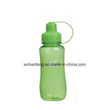 Botella de agua de bicicleta de policarbonato (HBT-009)