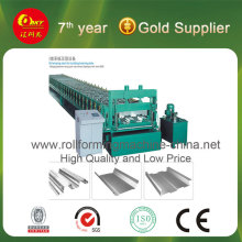 Steel Deck Floor Roll Forming Machine