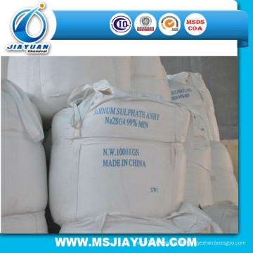 Hochwertiges wasserfreies Natriumsulfat 99% min