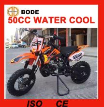 새로운 50cc 2 치기 아이 먼지 자전거