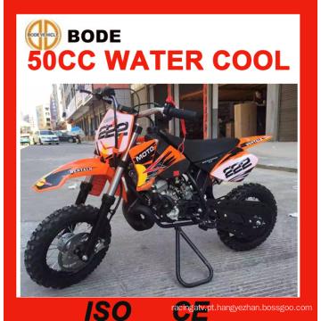 Bicicleta da sujeira do motor refrigerado a água de 50cc de alta qualidade para crianças