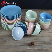 Hot selling FDA SGS approved ceramic bowl