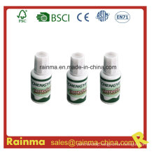 Plastic Correction Pen Ink for Offce Supply