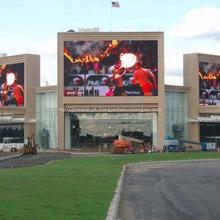 Software de video wall para display de LED para exteriores