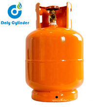 DOT CE ISO4706 5kg Euro Gas Cylinder for Saudi Arabia