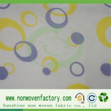 Neues Design bedruckte PP Spunbond Non Woven Fabric