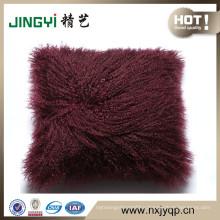 Fresh Tibet Lamb Fur WoolSeat Cushion