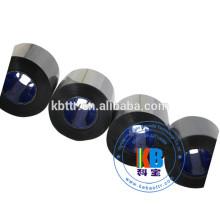 Plastic PVC card printer monochrome color black thermal ribbon for sublimation printer