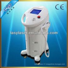 E light (ipl rf) beauty machine / e light system / e équipement beauté légère