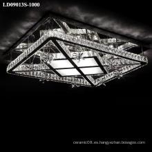 decoración del hogar araña moderna lámpara led