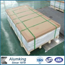 5052/5005 Placa de aluminio para panel de nido de abeja