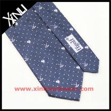 Die Krawatten der populären Männer