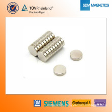 D12*3mm N42 Neodymium Magnet