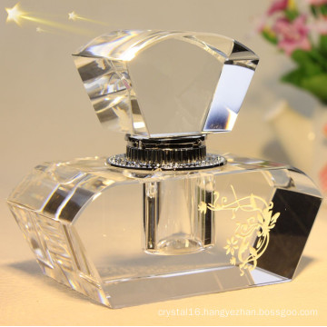 Antique Cosmetic Bottle for Wedding Favors Crystal Perfume Bottle